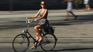 Kvíz: mennyire ismeri a kerékpáros KRESZ-t?