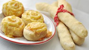 Csigák és tekercsek: 12 csavarós-tekerős süti recept