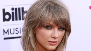 Ilyen az, amikor Taylor Swift beparázik