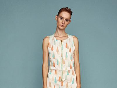 Ezt a Dóri Tomcsányi-ruhát a The Garden Studióban veheti meg 46.200 forint helyett 32.300-ért