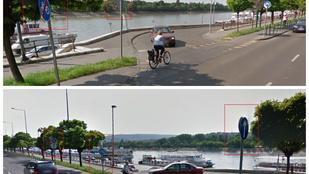 Megoldottuk a rakparti biciklis kereszteződés rejtélyét
