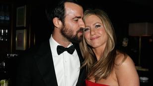 Jennifer Aniston majdnem megözvegyült a nászútján