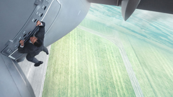 Tom Cruise nem veszi el a CGI-effektesek munkáját