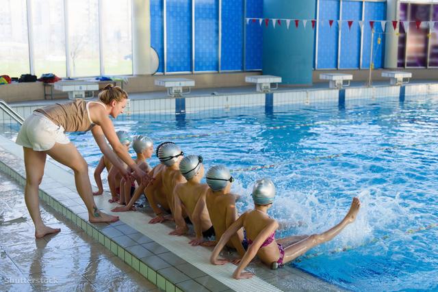 gyengénlátó hogyan kell úszni