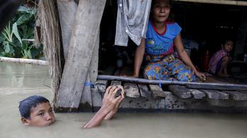 96 halottja van az apokaliptikus időjárásnak
