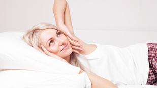 Jó alvópozíció kell, hogy megtisztítsa az agyát