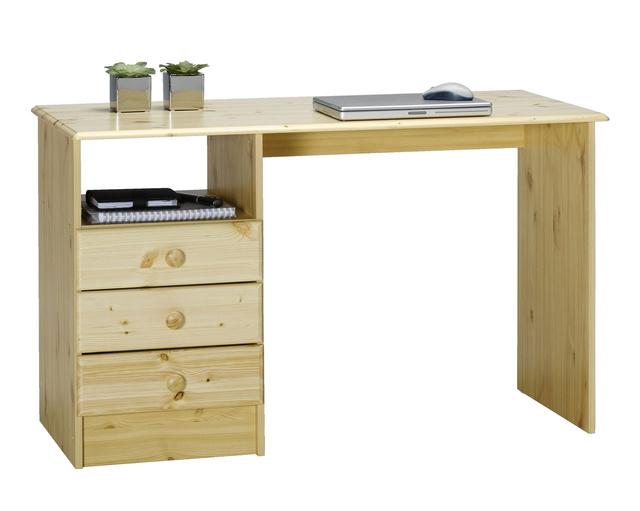 Ez egy fa asztal a Jyskből, 22500 forintért szuper választás.