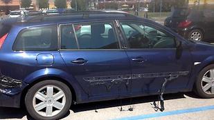 Azt hitte, ez a kánikula? Olaszországban bezzeg már az autó is megolvad a napon!