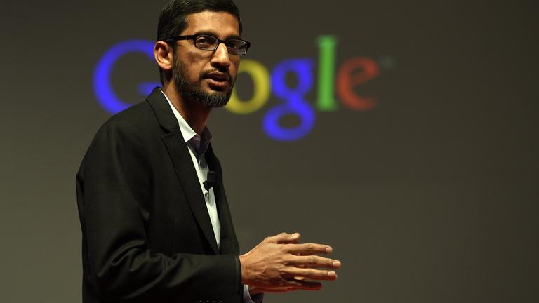 Bemutatjuk az új Google-vezért