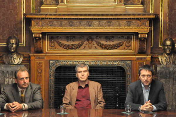 A Budapesti Filharmóniai Társaság Zenekarának vezérkara