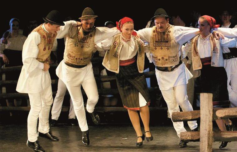 Honvéd Táncszínház: Gyimes