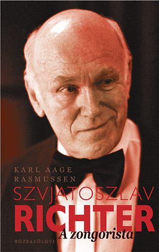 Szvjatoszlav Richter: A zongorista, könyv