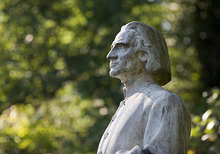 Liszt-szobor, Weimar
