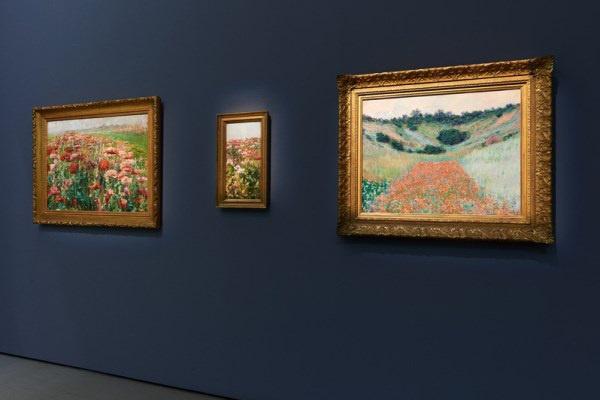 Monet a Belvedere múzeumban