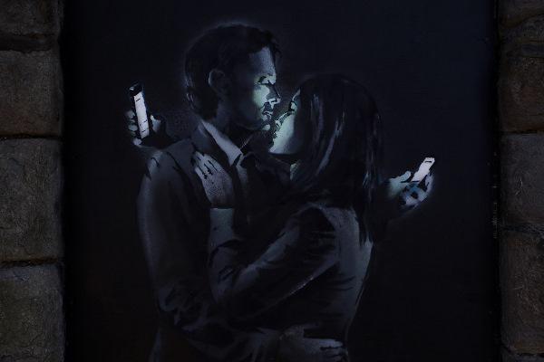Banksy: Mobil szeretők