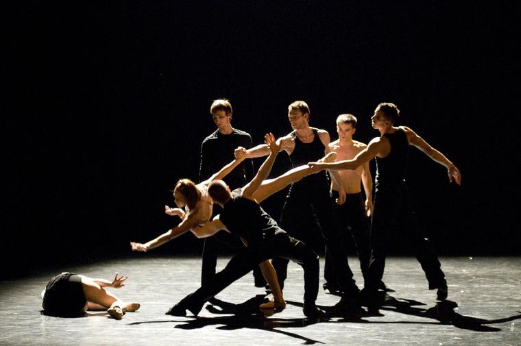 Change back - Pécsi Balett