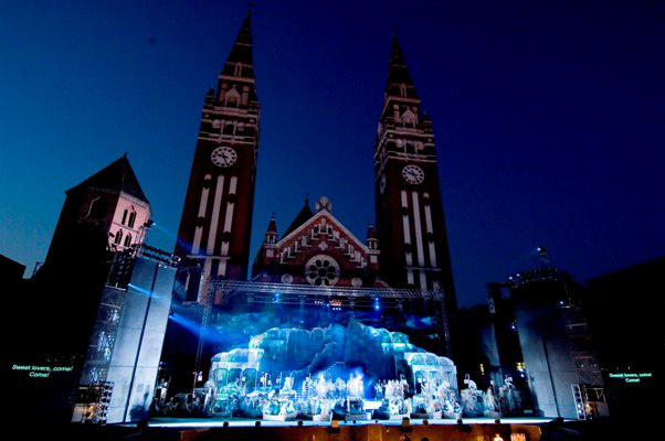Dóm tér, Szeged