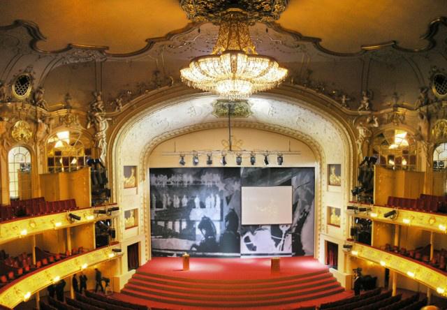 Bolsoj Színház, Moszkva