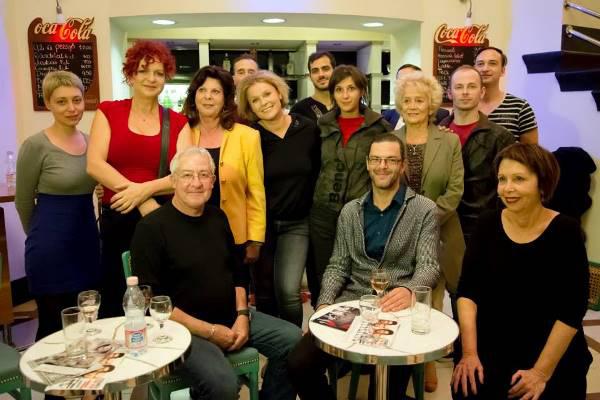 Gidi Gov, Edna Mazya és a Happy Ending csapata