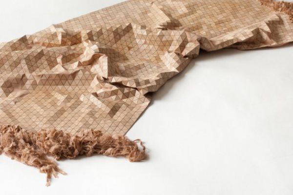 Woden textile
