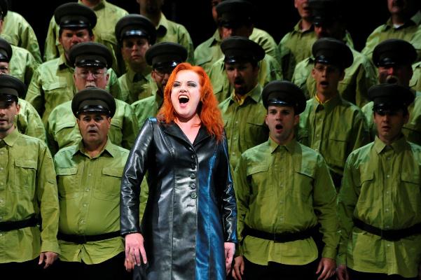Wagner: Lohengrin, Petra Lang