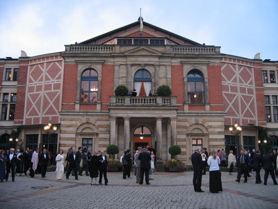 Bayreuth, Festspielhaus