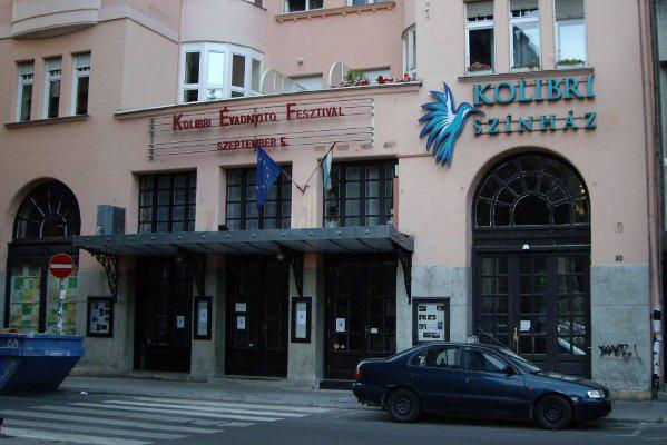 Kolibri Gyermek- és Ifjúsági Színház