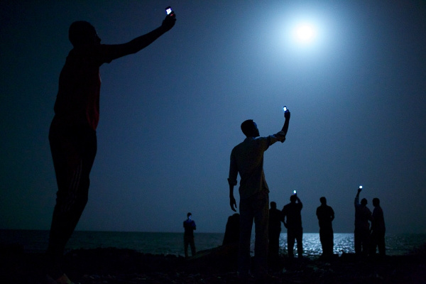 fotó: John Stanmeyer (VII - National Geographic)