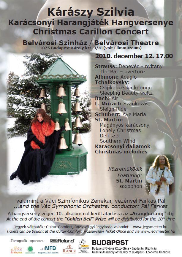 Kárászy Szilvia koncert