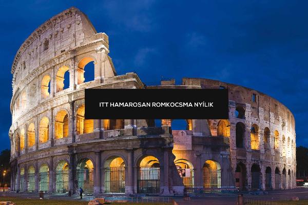 Csányi Szabolcs - Colosseum terasz