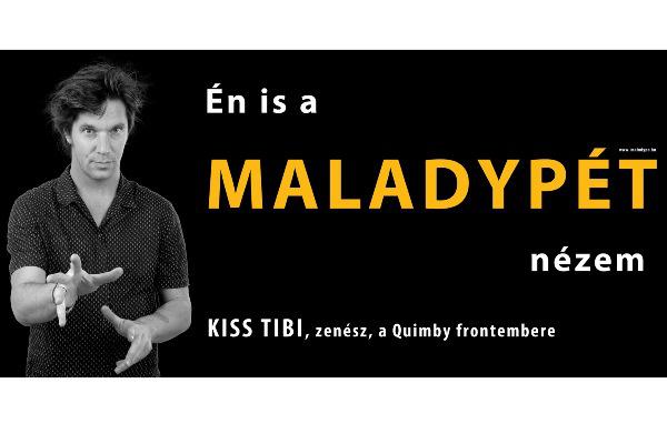 Kiss Tibi - Maladype