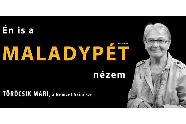 Törőcsik Mari - Maladype