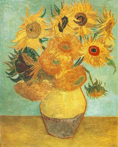 Vincent Van Gogh: Napraforgók
