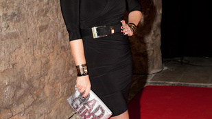 Robbie Williamst is túlcsillogja Liptai Claudia párja
