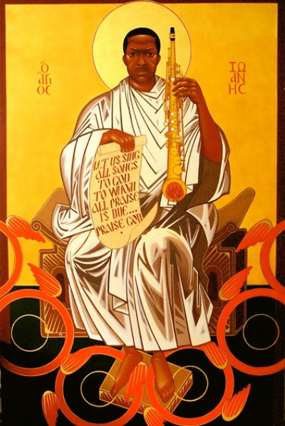 Love Supreme - John Coltrane