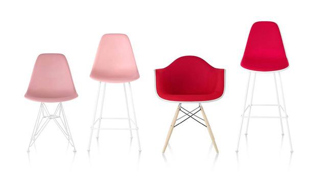 Eames székek Herman Miller gyártásában