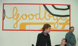 Menesi Attila: A Goodbye kontextusa (2009)