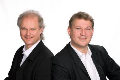 Johannesz és Eduard Kutrowatz