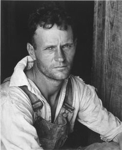 Walker Evans, Floyd Burroughs: Gyapottszedő (1936)