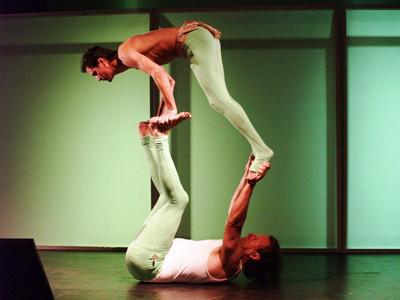 Odisszeisz fázis (Horváth Ákos, Keresztes Tamás - TÁP Színház, Sziget 2009)