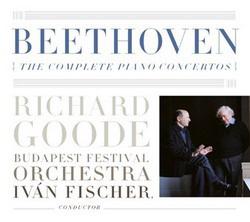 Goode, Fischer, Beethoven-CD