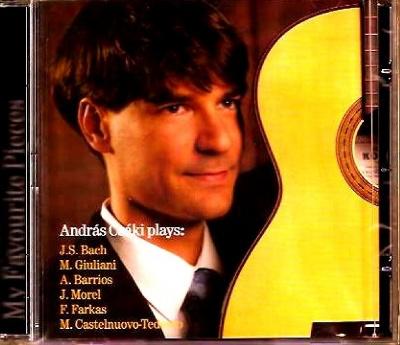 Csáki András: My Favourite Pieces