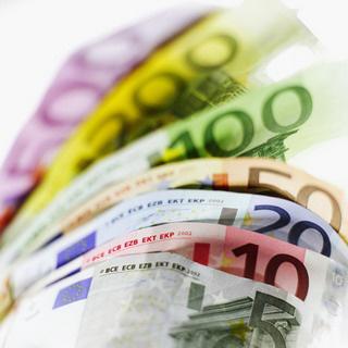 euro, pénz, money