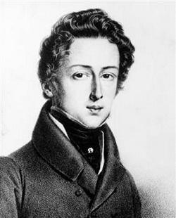 fiatal Chopin