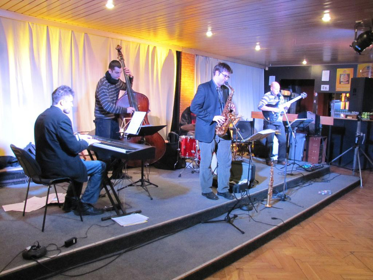 A Szandai-Quintet a Metronómban