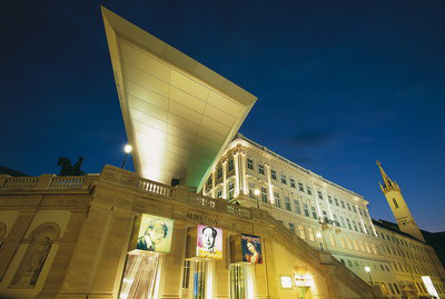 Albertina (Fotó: Wien Tourismus)