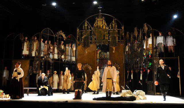 Bánk bán (Debreceni Csokonai Színház) - Fotó: Kiss Zoltán, Máthé András