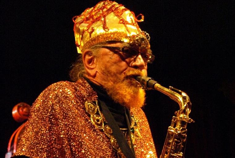 Marshall Allen 2009-ben
