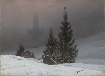 Caspar David Friedrich: Winterschaft