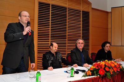 Rebecca - Lőrincz György, Kerényi Miklós Gábor, Sylvester Lévay, Béres Attila